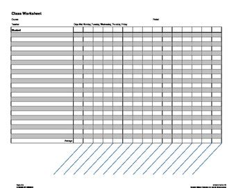 grade book template generic gradebook template by krissy edwards teachers pay teachers