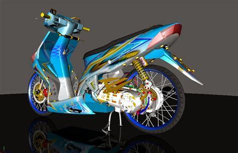 Thailook Vario by Honda Vario Kontes Thailook Ring 17 Gta Sa Mod Drag