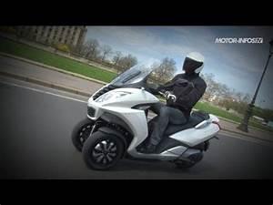 Peugeot Metropolis 400 : essai peugeot metropolis 400 youtube ~ Medecine-chirurgie-esthetiques.com Avis de Voitures