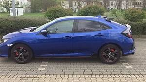 Honda Civic Sport Plus : 2017 honda civic hatchback sport plus neuer dachspoiler youtube ~ Medecine-chirurgie-esthetiques.com Avis de Voitures