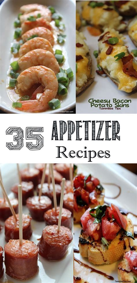 finger food appetizer recipes perfect  holiday