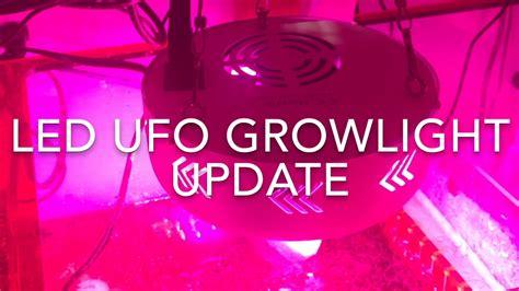 refugium led grow lights led refugium grow light update youtube