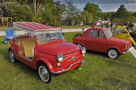 Fiat Jolly by Auction Results And Data For 1958 Fiat Jolly 500