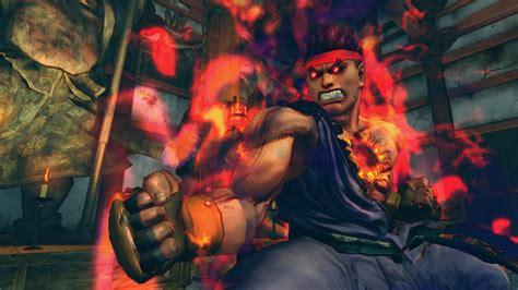 Super Sfiv Arcade Edition Yoshi Ono On Ryus Next Bout