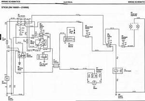 John Deere Mower Lt150 Wiring Diagram