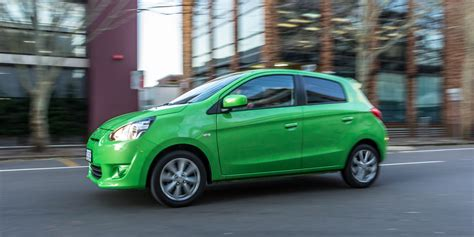mitsubishi mirage review long term report