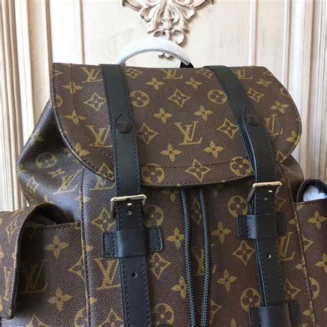 louis vuitton  christopher pm backpack monogram canvas