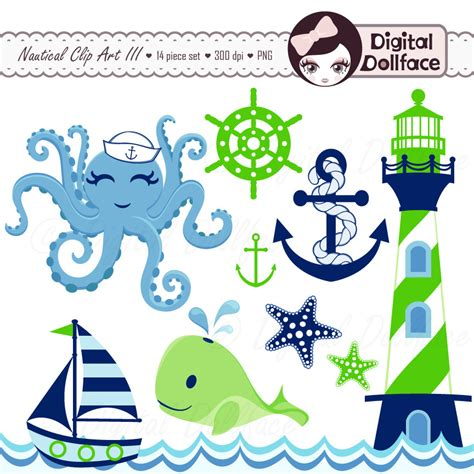 Nautical Baby Shower Clipart  Clipart Suggest
