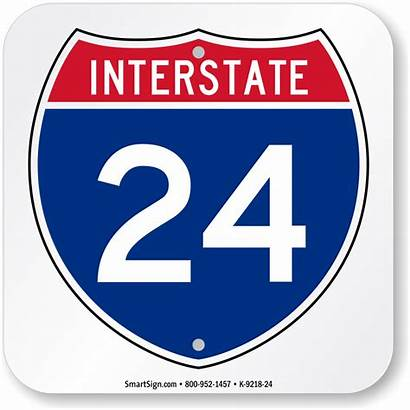 Interstate Sign California Signs Road 9218 Highway