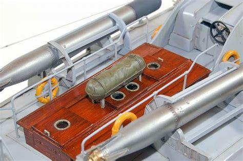 Motorboat Def by Motoscafo Armato Silurante 2a Torpedo Armed