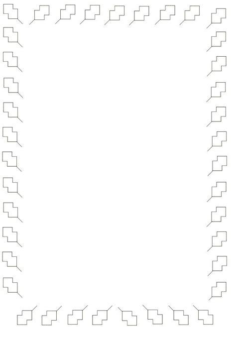 immagini cornici per bambini cornici quadri 2 disegni per bambini da colorare