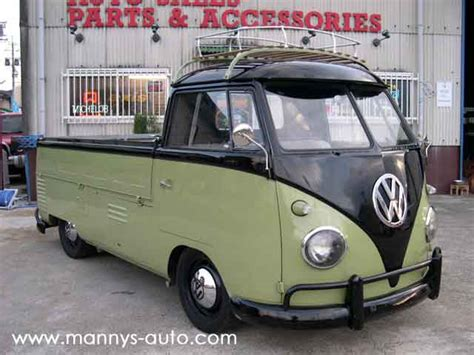 Images For> Volkswagen Type 2 Pick Up