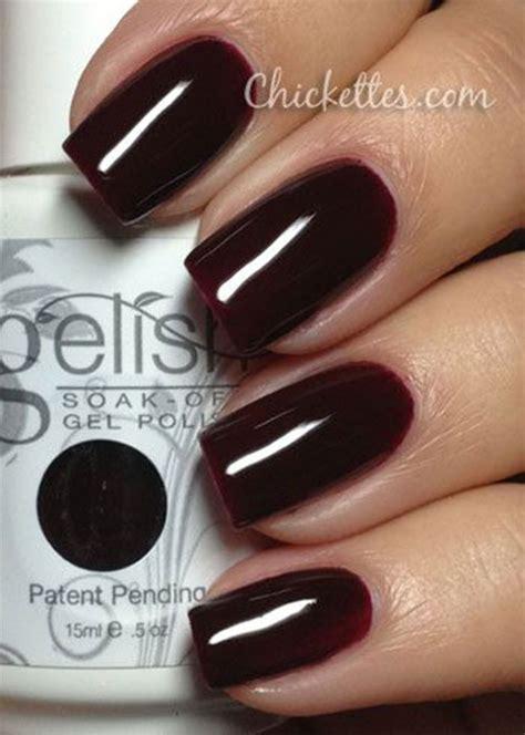 black gel nail art designs ideas  fabulous nail