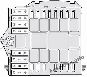 Fuse Box Diagrams  U0026gt  Fiat Ducato  2007