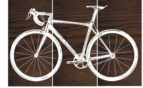 These 13 modern wall mounted bike racks are perfect for storing your bike and helmet in a neat and organized way. 15 Best Bicycle Wall Art Decor