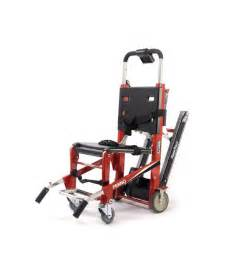 ferno ez glide powertraxx stair chair new signature emergency products