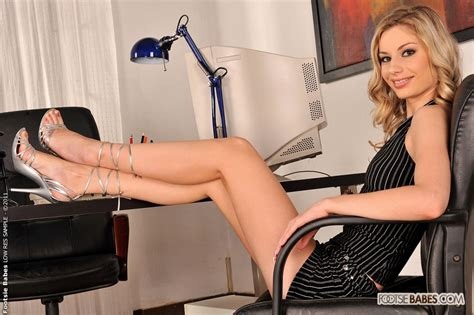 The New Secretary Has Very Sexy Legs Tags XXX Dessert Picture