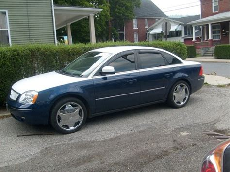 Dumpman22's 2005 Ford Five Hundred In Johnstown, Pa