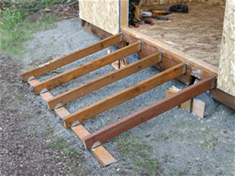 Shed Ramp Photos   Houses Plans   Designs