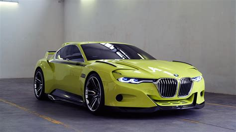 Bmw Csl Hommage 2015 Wallpaper  Hd Car Wallpapers  Id #5858