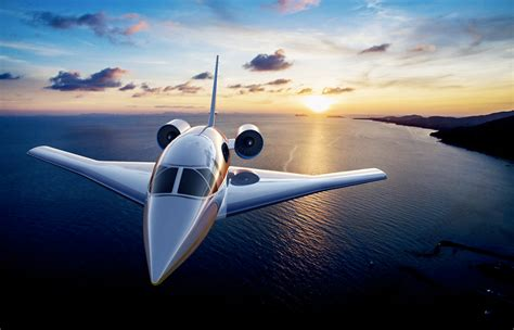 4 Supersonic Aircraft To Look For In The Next 5 Years
