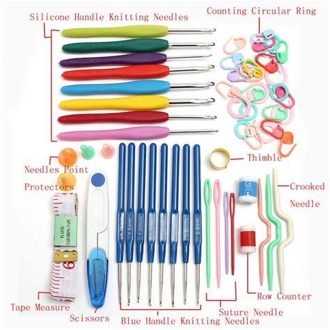 knitting tools crochet needle hook accessories supplies
