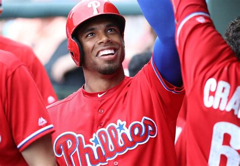 phillies put howie kendrick  dl promote nick williams