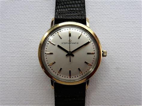 """ETERNA Eterna Matic """"Centenaire"""" Man's Dress Wristwatch"""