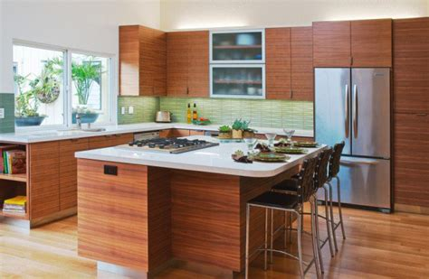 mid century kitchen design 16 charming mid century kitchen designs that will take you 7493