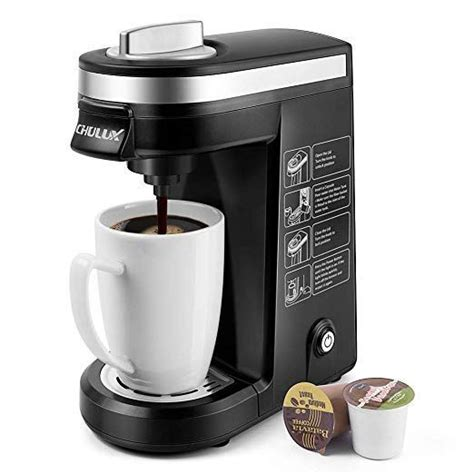 0.5l one cup coffee maker, ideal for perfect filtered coffee, 1m power cord, 650 watt, accessories include: AMAZON TOP RATED and so cheap! Single Serve Coffee Maker Brewer for Single Cup Capsule wi ...