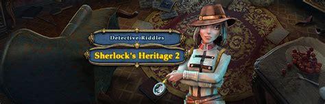 detective riddles heritage sherlock