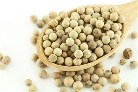 white pepper white pepper double washed 630g l