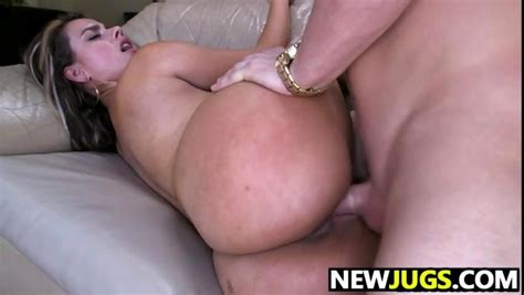 Two Horny Latinas With Big Natural Tits Get Fucked Hard In