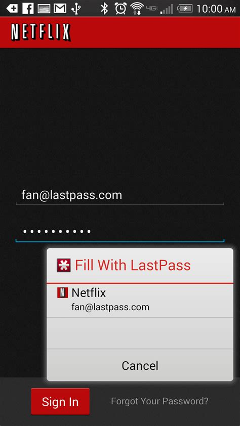 how to set up autofill on android lastpass on android can now autofill app logins android