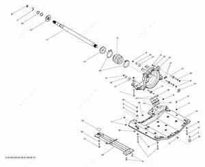 Sea Doo 2014 Gtx - Gtx 155  Propulsion  21s1407