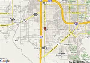 Grandview Resort Las Vegas Map