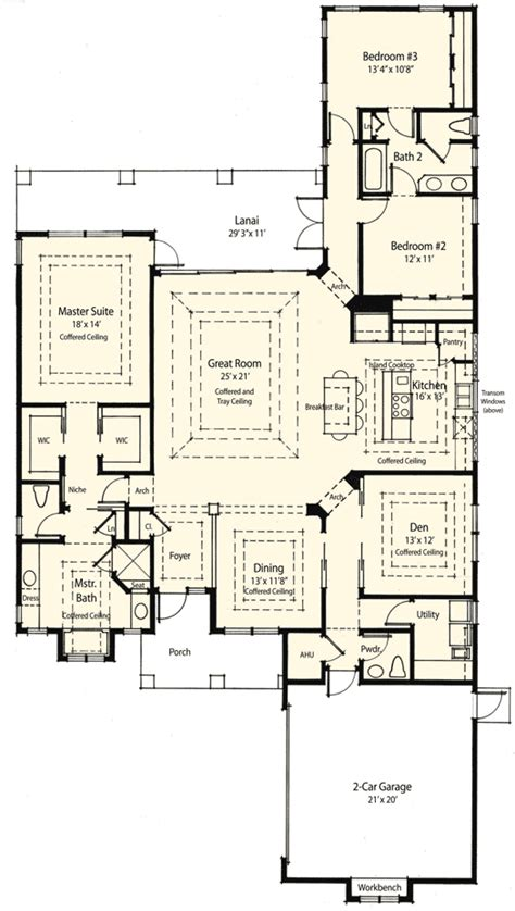 efficient small home plans plan 33027zr energy efficient house plan with