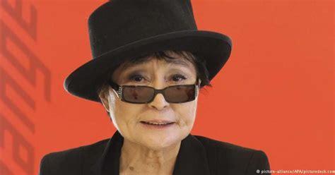 Yoko Ono anuncia novo álbum para paz