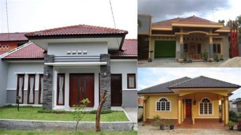 desain rumah sederhana tapi mewah  lantai  elegan