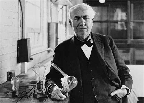 Defining Creativity  Thomas Edison