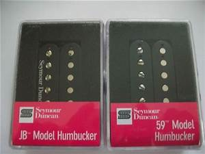 Smokey B U0026 39 S Seymour Duncan Humbucker Pickup Set Sh