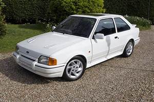 Escort Rs Turbo : used 1987 ford escort rs turbo 3dr for sale in west sussex pistonheads ~ Medecine-chirurgie-esthetiques.com Avis de Voitures