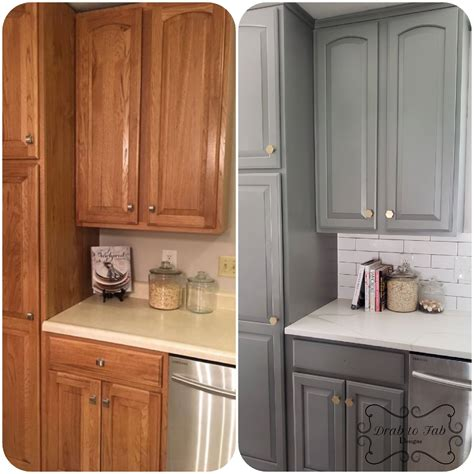With the holidays just around the corner and the likelihood of entertaining in our home during this joyous time, i have been kind of pressuring mr. Perfect Gray Kitchen Cabinets | General Finishes Design Center