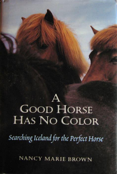 icelandic horse books horses ngs blessi