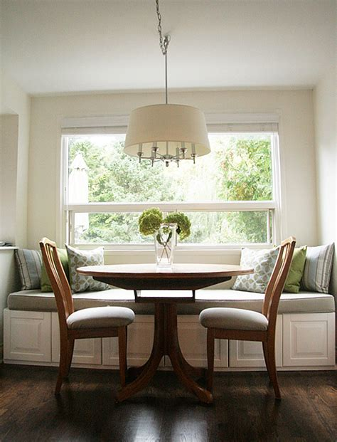 banquette idea  ikea cabinets  inspired room