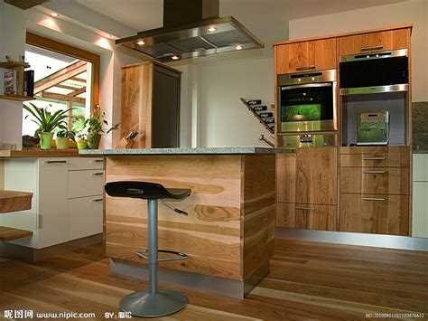 recouvrement armoire de cuisine 整体厨房效果图摄影图 室内摄影 建筑园林 摄影图库 昵图网nipic com