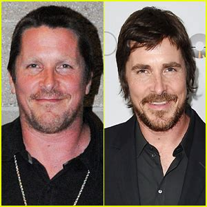 Christian Bale Sports Fuller Figure Preps Play