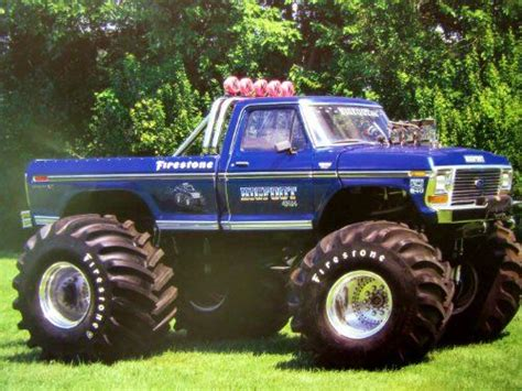 what happened to bigfoot the monster truck 78 images about bigfoot 4x4x4 fans on pinterest four