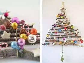 幼儿园树枝手工制作 小学生枯树枝创意手工作品 可吉网