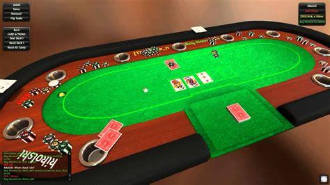 Texas Holdem On Tabletop Simulator Youtube